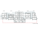 Yutenji Apartments / Koh Kitayama + architecture WORKSHOP Section 01