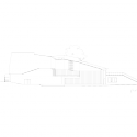 Espace culturel Victor Jara / L&#039;Escaut Architectures &amp; Bureau dtudes Weinand Elevation 02