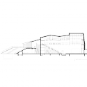 Espace culturel Victor Jara / L&#039;Escaut Architectures &amp; Bureau dtudes Weinand Section 02