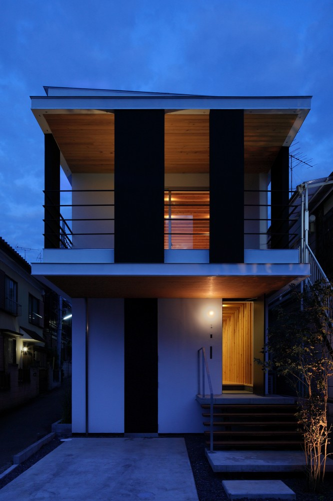 Grove House / Junichi Ito Architect &amp; Associates