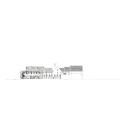 New wing of the Charleroi Museum of Photography / L'Escaut Architectures Facade 04