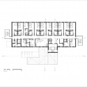 Juso Continuing Care Unit / Saraiva & Asociados Plan 02
