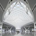 Guangzhou South Railway Station / TFP Farrell © Nick Hufton