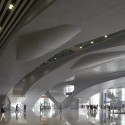 Guangzhou South Railway Station / TFP Farrells © Nick Hufton