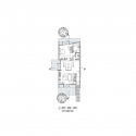 Barn House / Cazú Zegers G. First Floor Plan 01