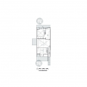 Barn House / Cazú Zegers G. Second Floor Plan 01