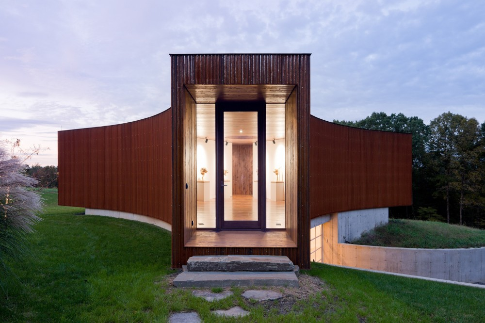 Guesthouse / HHF architects + Ai Weiwei