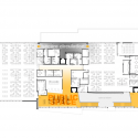 Eastside Human Services Building / RNL Plan 02 01