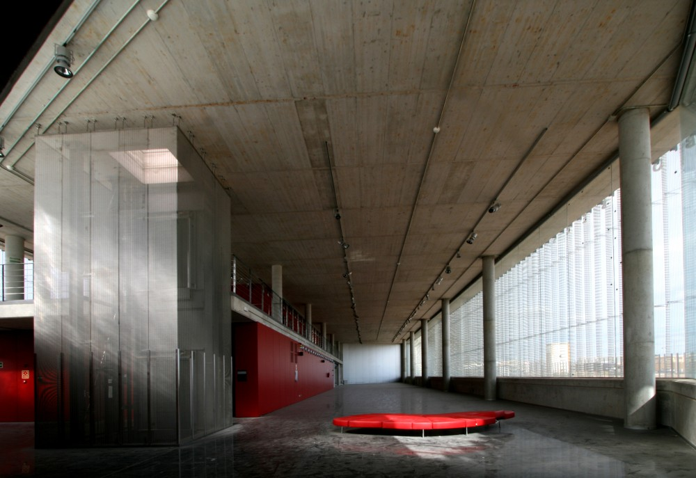 Firehouse of Palma de Mallorca / Jordi Herrero Arquitecto