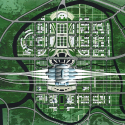 Guangzhou South Railway Station / TFP Farrell Plan General de 01