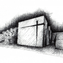Holy Redeemer Church  / Menis Arquitectos General Sketch 01