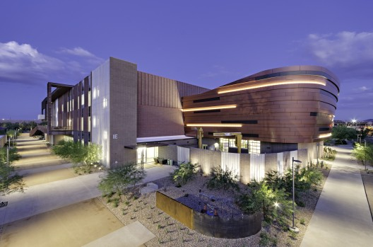 GateWay Community College / SmithGroup JJR © Liam Frederick