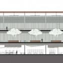 GateWay Community College / SmithGroup JJR Cross Section 01