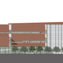 GateWay Community College / SmithGroup JJR South Elevation 01