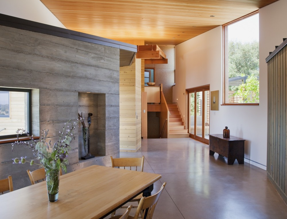 Santa Ynez House / Fernau + Hartman Architects