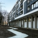 Residential and Nursing Home Simmering / Josef Weichenbrger Architects + GZS © Paul Ott