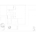 House in Foz do Douro II / José Carlos Cruz First Floor Plan 01