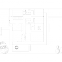 House in Foz do Douro II / José Carlos Cruz Ground Floor Plan 01