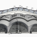 In Progress: Primorsky Aquarium / OJSC Primorgrajdanproekt Facade 01