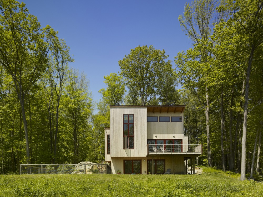 Spence House / Metcalfe Architecture &#038; Design