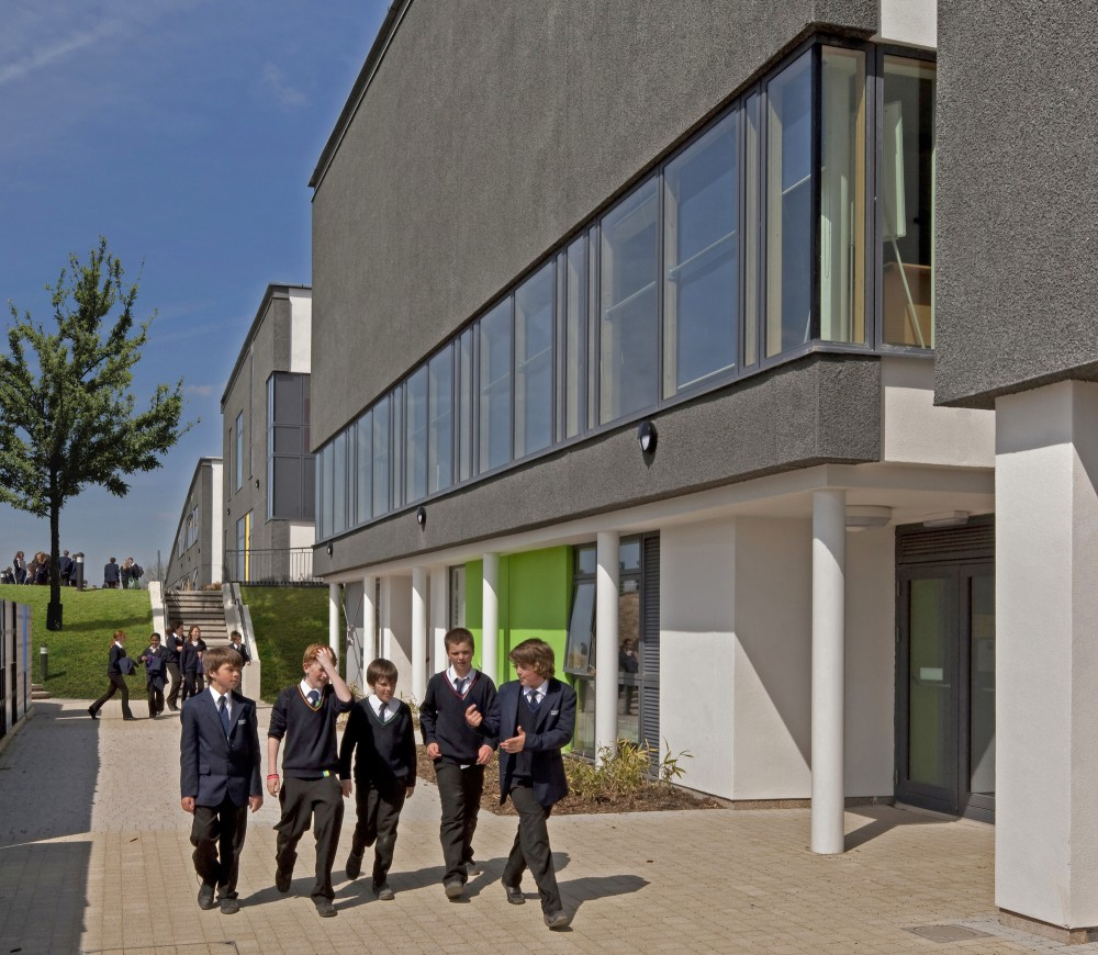 St John's School Marlborough / Re-Format LLP