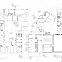 St John's School Marlborough / Re-Format LLP Ground Floor Plan 01