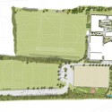 St John's School Marlborough / Re-Format LLP Site Plan 01
