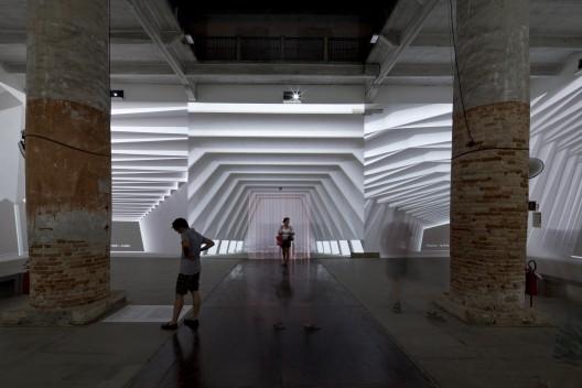 Venice Biennale 2012: Farshid Moussavi (4) © Nico Saieh