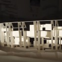 Venice Biennale 2012: Architecture as New Geography / Grafton Architects, Silver Lion Award (34) Model of the new campus building for UTEC - the Universidad de Ingenieria &amp; Tecnologia in Lima, Peru - Courtesy of Grafton Architects