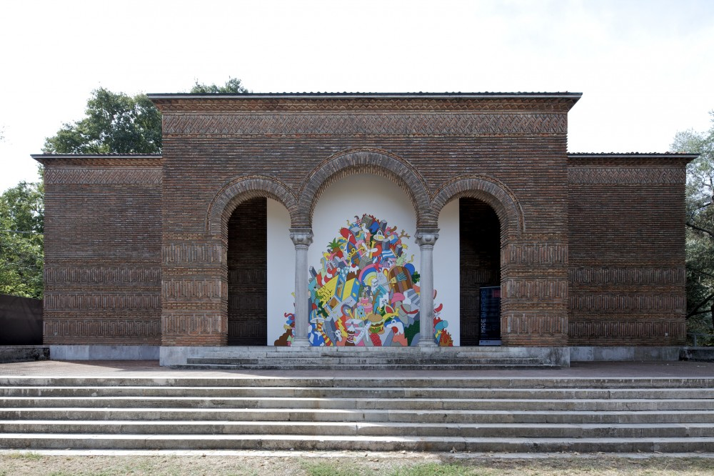 Venice Biennale 2012: Made in Athens / Greece