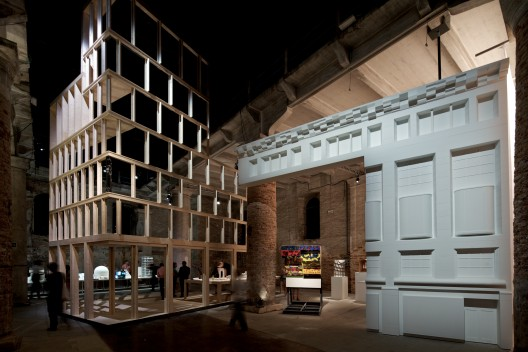 Venice Biennale 2012: Inhabitable Models (3)  Nico Saieh