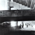Venice Biennale 2012: Architecture as New Geography / Grafton Architects, Silver Lion Award (23) Serra Dourada Stadium, Goiania, Brazil (1973) / Paulo Mendes da Rocha - Courtesy of the Paulo Mendes da Rocha Archive