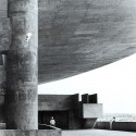 Venice Biennale 2012: Architecture as New Geography / Grafton Architects, Silver Lion Award (24) Serra Dourada Stadium, Goiania, Brazil (1973) / Paulo Mendes da Rocha - Courtesy of the Paulo Mendes da Rocha Archive