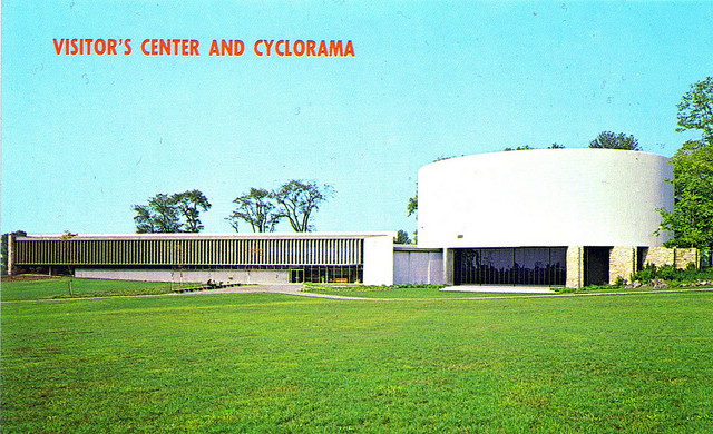 The fate of Neutra's Cyclorama Center looks dismal