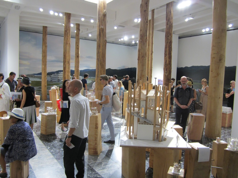 Architecture Biennale Venice 2012: Questions without answers