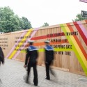 The Movement Cafe / Morag Myerscough  (11) Courtesy of Morag Myerscough and Luke Morgan