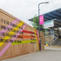 The Movement Cafe / Morag Myerscough  (10) Courtesy of Morag Myerscough and Luke Morgan