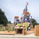 The Movement Cafe / Morag Myerscough  (2) Courtesy of Morag Myerscough and Luke Morgan