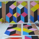 The Movement Cafe / Morag Myerscough  (13) Courtesy of Morag Myerscough and Luke Morgan