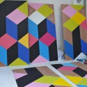The Movement Cafe / Morag Myerscough  (14) Courtesy of Morag Myerscough and Luke Morgan