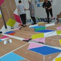 The Movement Cafe / Morag Myerscough  (15) Courtesy of Morag Myerscough and Luke Morgan