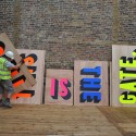 The Movement Cafe / Morag Myerscough  (17) Courtesy of Morag Myerscough and Luke Morgan