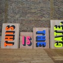 The Movement Cafe / Morag Myerscough  (18) Courtesy of Morag Myerscough and Luke Morgan