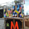 The Movement Cafe / Morag Myerscough  (6) Courtesy of Morag Myerscough and Luke Morgan