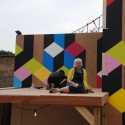 The Movement Cafe / Morag Myerscough  (25) Courtesy of Morag Myerscough and Luke Morgan