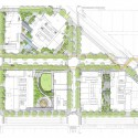 Amazon&#039;s Seattle Headquarters / NBBJ (21) Site Plan 03, Amazon&#039;s Seattle Headquarters; Images  NBBJ
