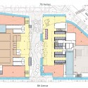 Amazon&#039;s Seattle Headquarters / NBBJ (22) Plan 01, Amazon&#039;s Seattle Headquarters; Images  NBBJ