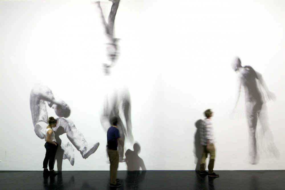 Venice Biennale 2012: hands have no tears to flow / Austria Pavilion