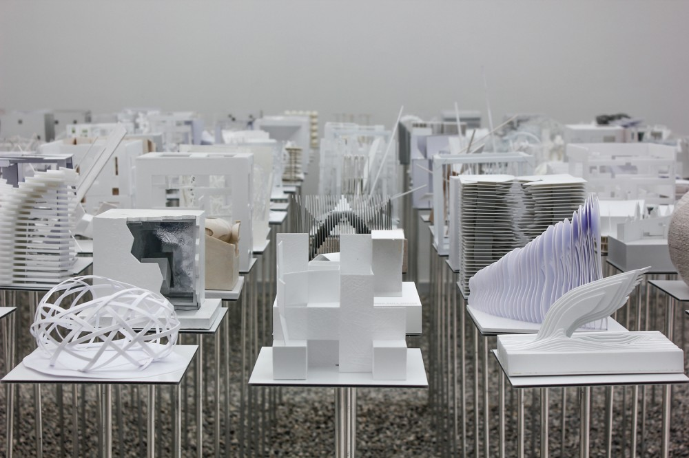Venice Biennale 2012: Hungarian Pavilion