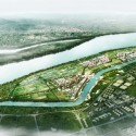 Nanjing Ecological and Technological Island (2) Courtesy of AAUPC Agence Patrick Chavannes + G.C.A. Design Consulting